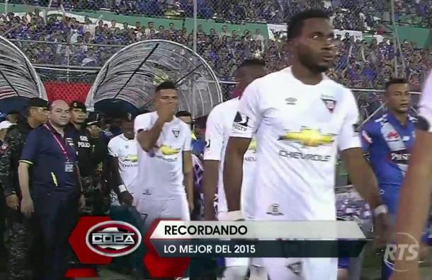 Liga de Quito reapareció otra vez entre los grandes