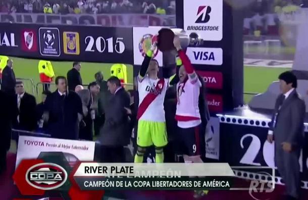 Final de la Copa Libertadores de América 2015