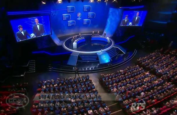 La Eurocopa de naciones se realizará desde el 10 de junio al 10 de julio