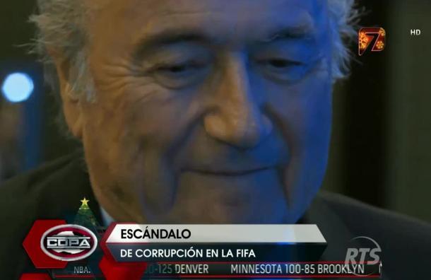 Escándalo de corrupción en la FIFA terminó con detención de altos cargos