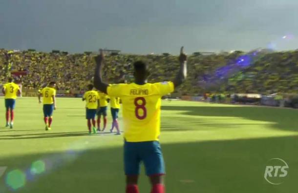 Selección Nacional de Ecuador ilusiona por el nivel mostrado