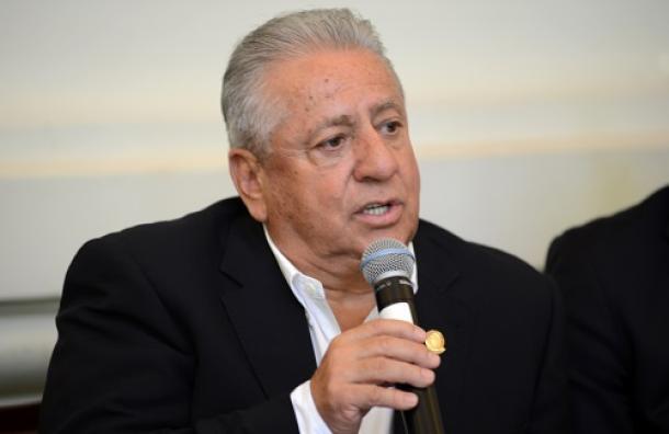 Un informe de la UAF asegura que Chiriboga no justifica pagos recibidos de la Conmebol