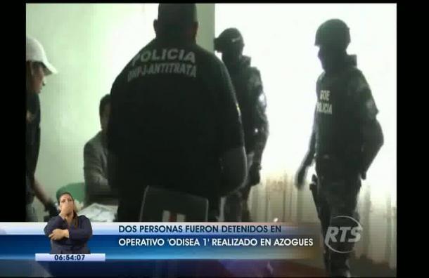 2 sujetos dedicados a la trata de personas fueron detenidos en Azogues