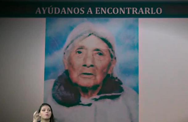 Sin Rastro: Anciana lleva 6 años desaparecida en Chimborazo