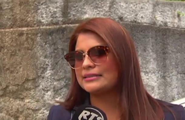 Merlyn Ochoa habla sobre la muerte su esposo