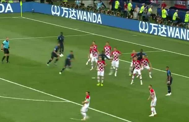 Francia se proclamó campeón mundial de fútbol