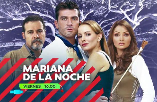 Mariana De La Noche – Avance del 6 de septiembre de 2019