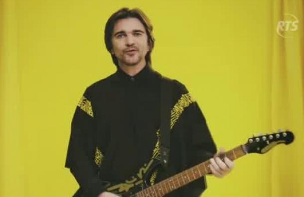 Juanes: «Persona del Año» en los Latin Grammy