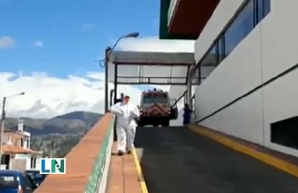 Viceprefecta de Chimborazo murió por covid-19