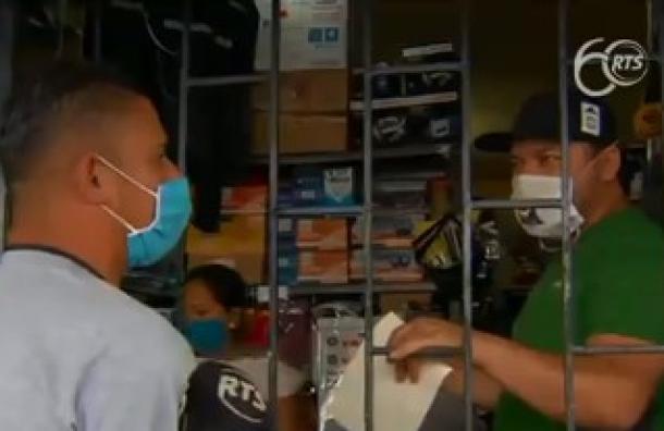Clausuran varios talleres de reparación de motocicletas